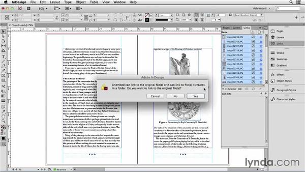 154 Extracting images from a Word document: InDesign Secrets