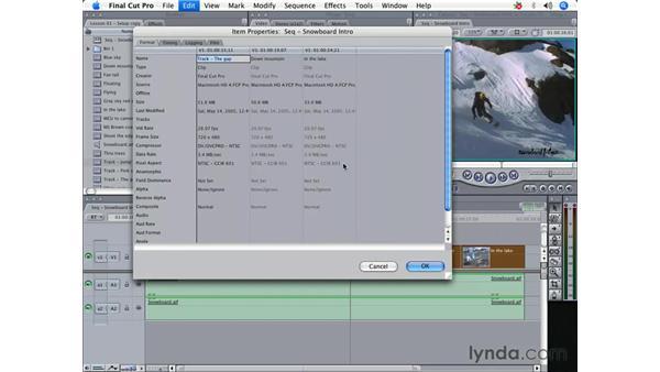 System settings: Final Cut Pro 5 Beyond the Basics