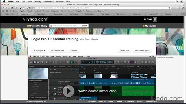 Next steps: Songwriting in Logic Pro