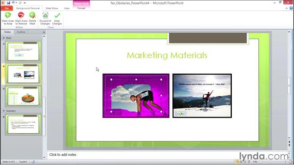 Editing images and applying effects: Migrating from Office 2007 to Office 2010
