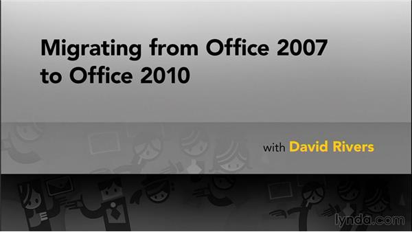 Next steps: Migrating from Office 2007 to Office 2010