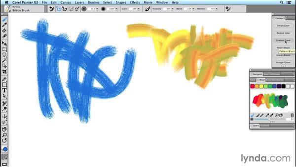 Brush color behavior: Digital Painting Fundamentals