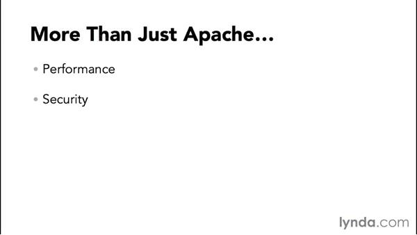 Welcome: Practical Apache Web Server Administration