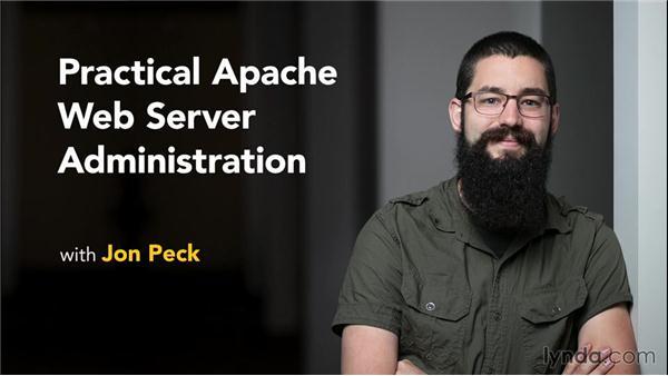 Farewell: Practical Apache Web Server Administration