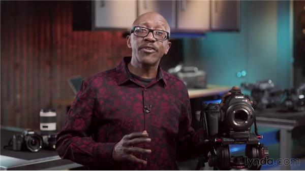 Introduction to lens mounts: Pro Video Tips