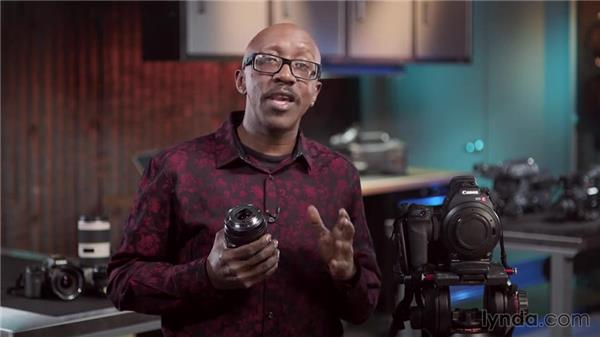 Canon mounts: Pro Video Tips