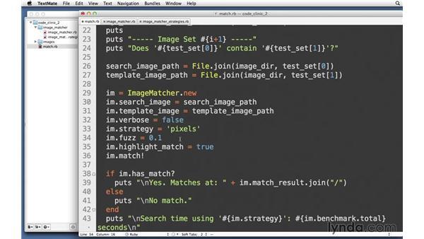 Matching similar pixels: Code Clinic: Ruby