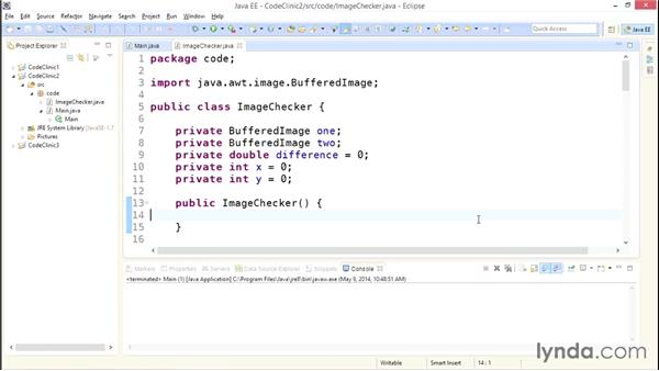 My solution: Understanding the problem: Code Clinic: Java