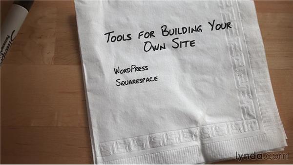 Building a website: Entrepreneurship Fundamentals