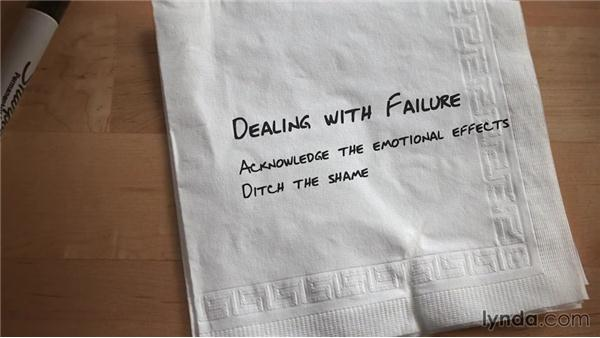 Put failure in its place: Entrepreneurship Fundamentals