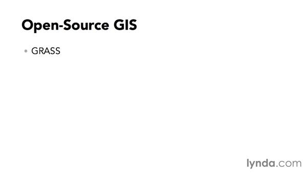 Understanding the online mapping world: GIS on the Web