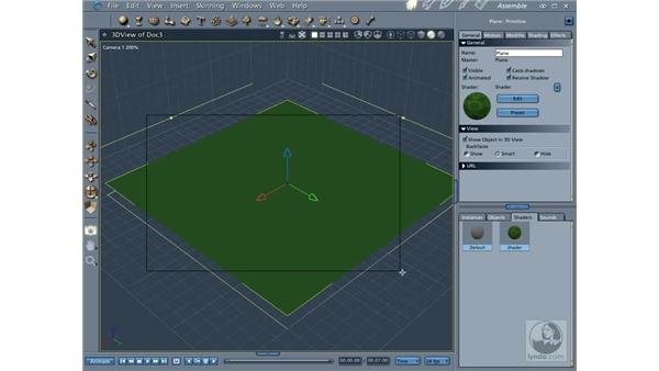 Working with Texture Maps: Carrara 5 Essential Training