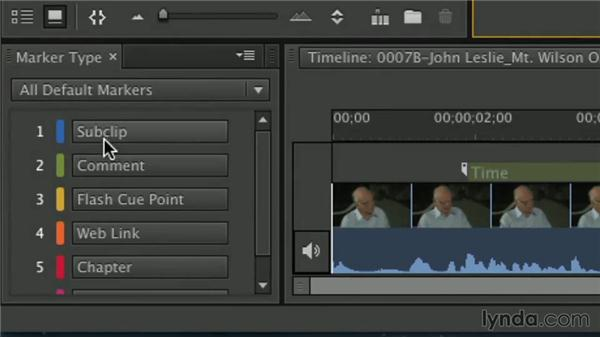 Touring the interface: Premiere Pro Guru: Working with Prelude