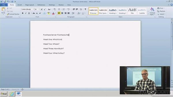 Using a meeting workspace: SharePoint 2010: Foundation and Server