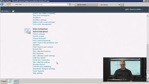 Configuring a Document Center: SharePoint 2010: Foundation and Server