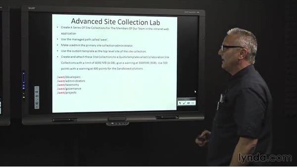 Plan: Planning site collections: SharePoint 2010: Foundation and Server