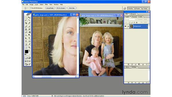 Downsampling large images: Photoshop CS2 and Flash 8 Integration
