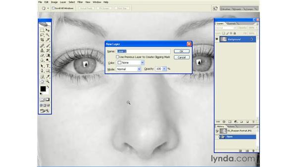 Sharpening: Photoshop CS2 and Flash 8 Integration