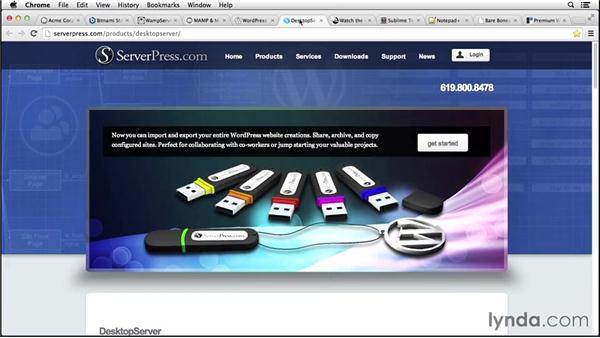 Setting up a WordPress development environment: Customizing Themes with Genesis for WordPress