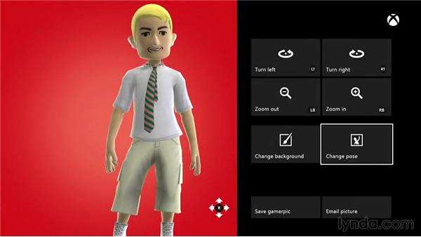Customizing your avatar: Up and Running with Xbox One