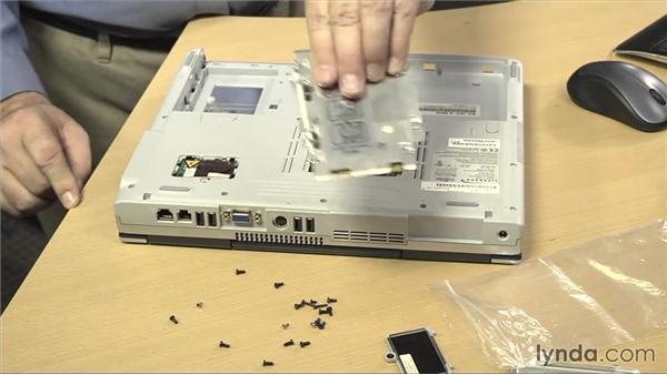 Laptop maintenance and repair: CompTIA A+ Exam Prep (220-801)