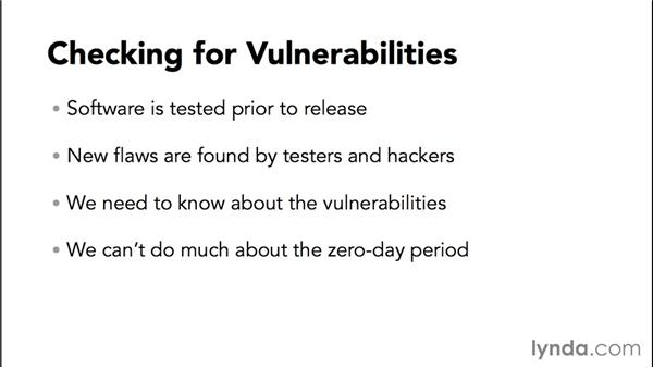 Introduction to vulnerability scanning: Practical Cybersecurity