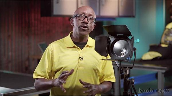 Introduction to lighting ratios: Pro Video Tips
