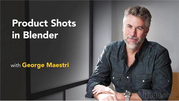 Next steps: Product Shots in Blender
