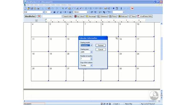 Using PerfectExpert: WordPerfect Office X3 Essential Training