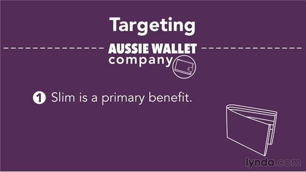 Targeting your customers: Marketing Fundamentals
