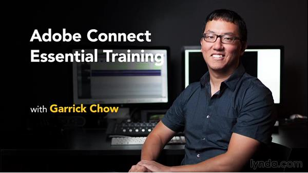 Goodbye: Adobe Connect Essential Training