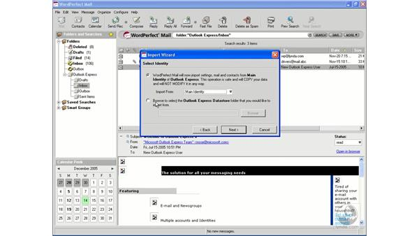 : WordPerfect Office X3 Essential Training