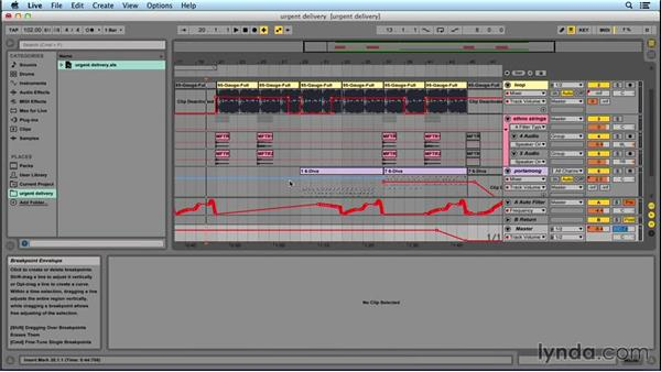 When playback is necessary: Preparing audio stems: Performing with Ableton Live: On Stage with St. Vincent