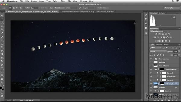 What you should know before watching this course: Photographing and Assembling a Lunar Eclipse Composite