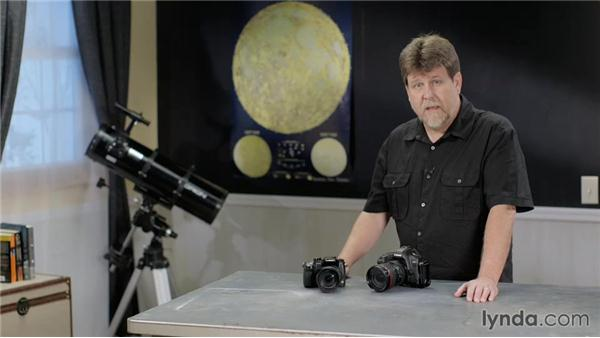 Camera considerations for eclipse photography: Photographing and Assembling a Lunar Eclipse Composite