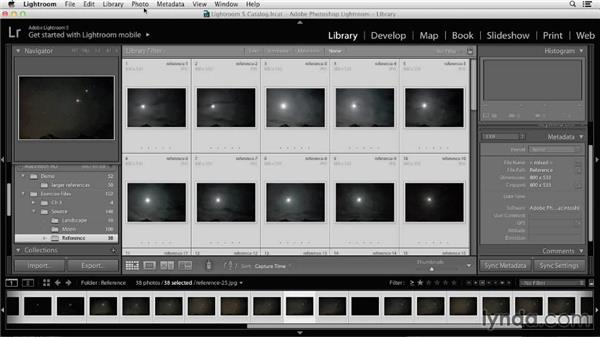 Prepping the position-reference sequence: Photographing and Assembling a Lunar Eclipse Composite
