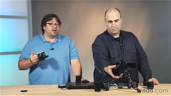 Challenges of using fast primes: Video Gear Weekly