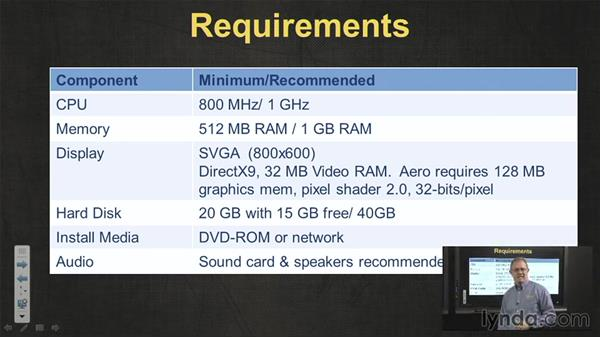 Windows Vista: CompTIA A+ Exam Prep (220-802)