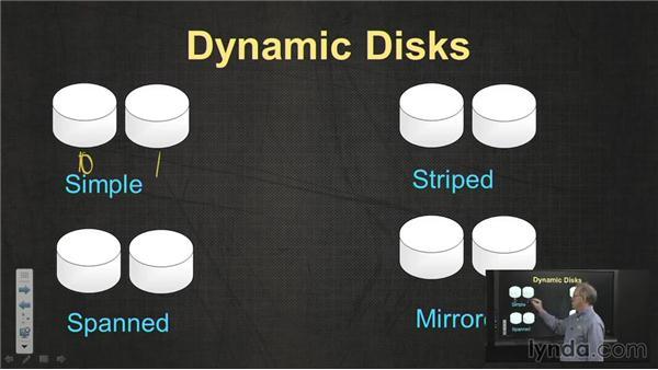 File systems: CompTIA A+ Exam Prep (220-802)