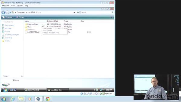 Files and folders: CompTIA A+ Exam Prep (220-802)