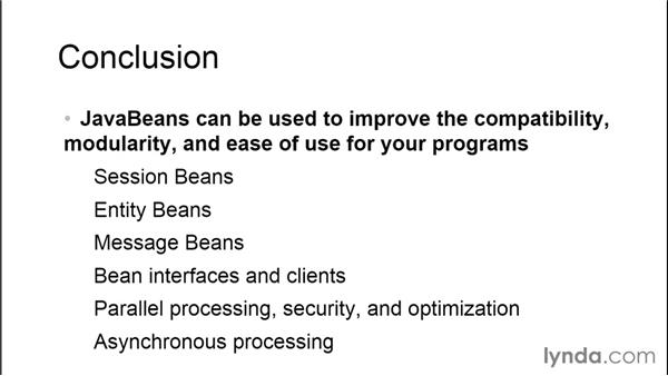 Next steps: Java EE Essentials: Enterprise JavaBeans