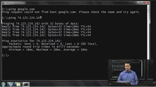 Troubleshooting a broken DNS: Network Troubleshooting