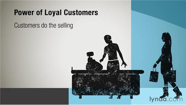 The importance of loyalty: Building Customer Loyalty