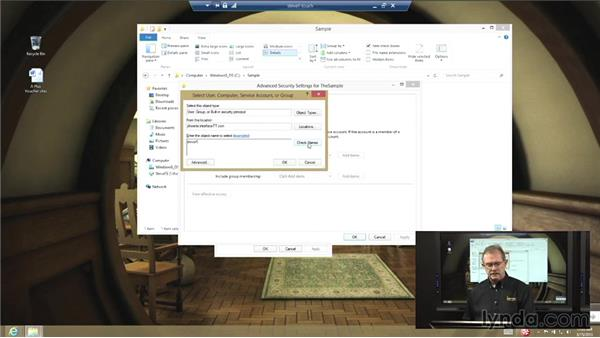 The file system: Introduction to Windows 8 for IT