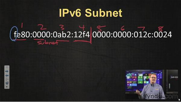 Networking: IPv6: Windows 8 Networking and Security