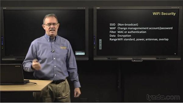 Wireless networking: Windows 8 Networking and Security