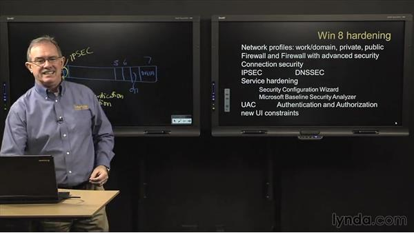 Windows defense in depth: Windows 8 Networking and Security