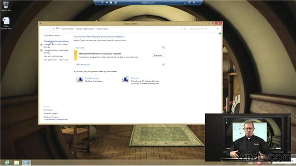 Authentication and authorization: Windows 8 Networking and Security