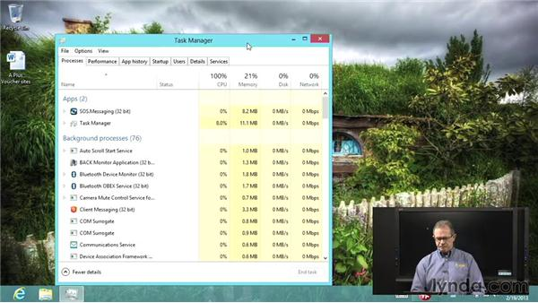 Windows 8 performance tools: Managing Windows 8