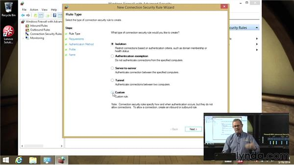 Windows Firewall with Advanced Security: Troubleshooting Windows 8: Part Two